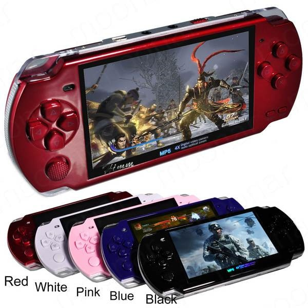 8GB Handheld Game